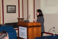 Featured speaker T. Vicky Nguyen, Ph.D. (Johns Hopkins University)