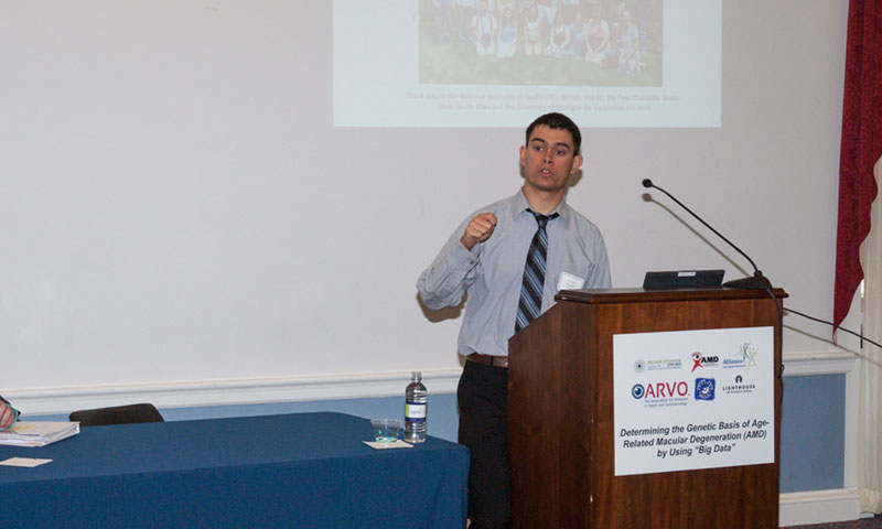 Featured speaker Goncalo Abecasis, D.Phil. (University of Michigan)