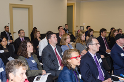 The standing room-only crowd included participants in AEVR's Fourth Annual Emerging Vision Scientists Day on Capitol Hill