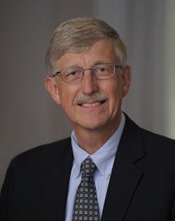 NIH Director Francis Collins, MD, PhD
