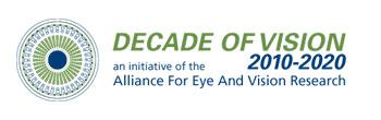 Decade of Vision Logo