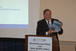 Alliance for Aging Research (AAR) President and CEO Daniel Perry describes The Silver Book®: Vision Loss Volume II