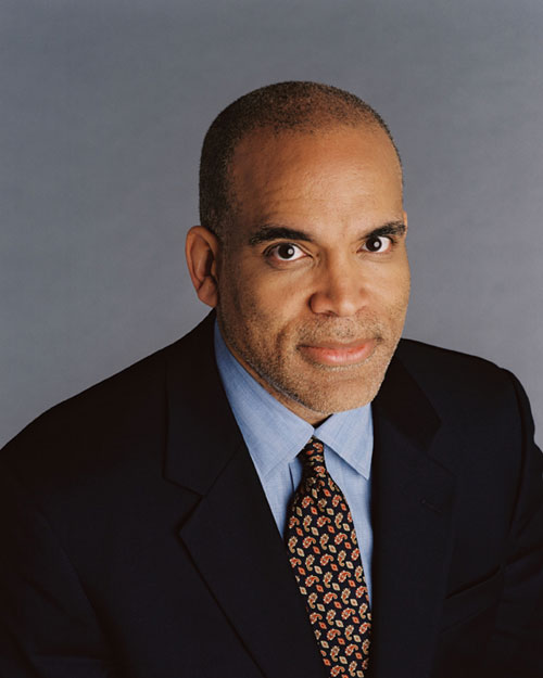 Acting NIH Director Dr. Raynard Kington