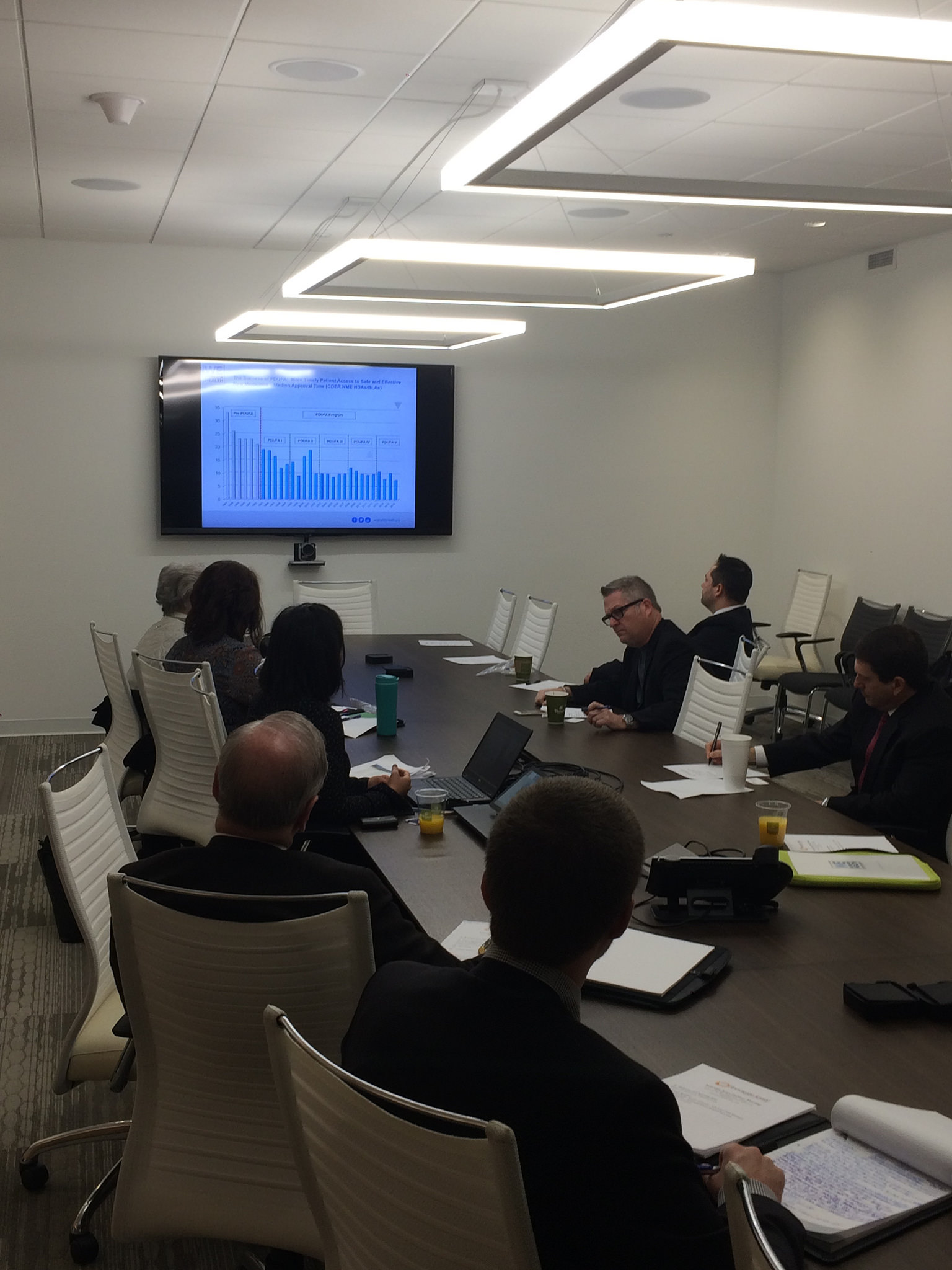 Innovate Iowa hosts a partner meeting in Des Moines.
