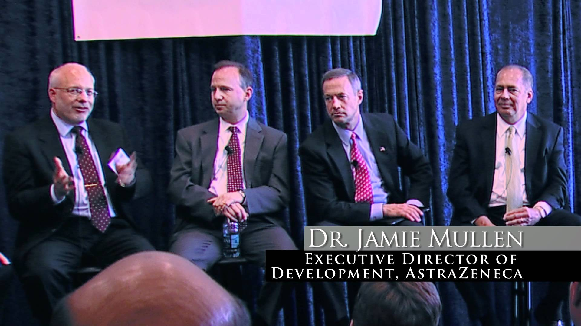 "WWFH & PhRMA ""Clinical Trials Forum"" feat. Gov. Markell, O'Malley and Tomblin"