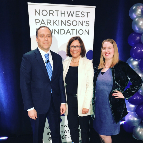The Northwest Parkinson's Foundation and WWFH-WA facilitate a federal healthcare policy discussion at their annual conference.