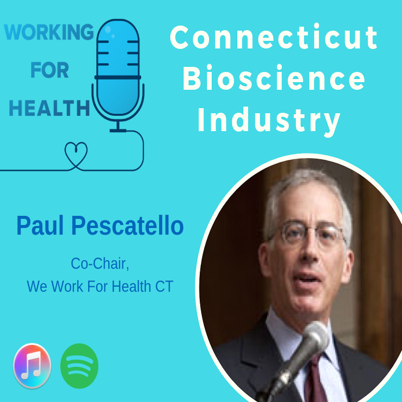 #1 Paul Pescatello on CT Bioscience Industry